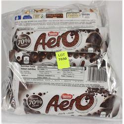 BAG OF DARK CHOCOLATE AERO BARS