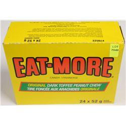 BOX OF EAT-MORE BARS