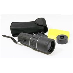 NEW NEWEST BLACK HD COMPACT MONOCULAR ZOOM