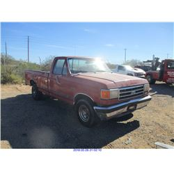 1990 - FORD F150