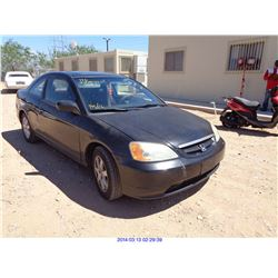 2003 - HONDA CIVIC