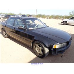 1994 - ACURA LEGEND // RESTORED SALVAGE