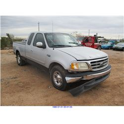 2001 - FORD F150