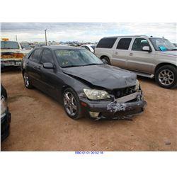 2002 - LEXUS IS 300