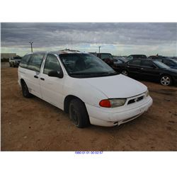 1998 - FORD WINDSTAR