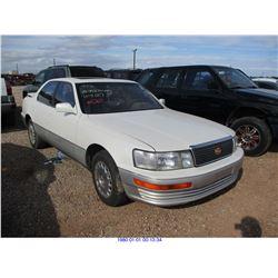1991 - LEXUS LS400