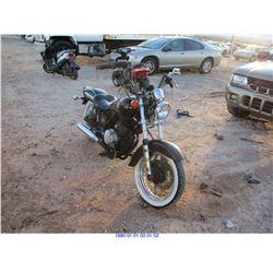 2004 - SUZUKI GSX MOTORCYCLE // DISMANTLE TITLE
