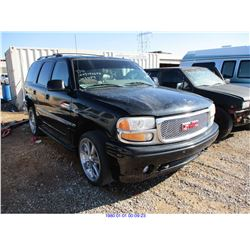 2002 - GMC YUKON // RESTORED SALVAGE