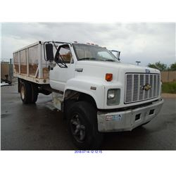 1990 - CHEVROLET C6H042 TOW TRUCK