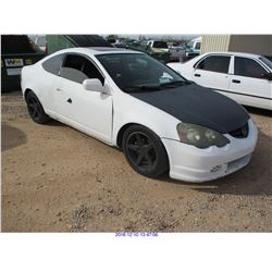 2003 - ACURA RSX // RESTORED SALVAGE