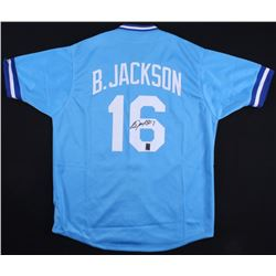 Bo Jackson Signed Royals Jersey (JSA COA)