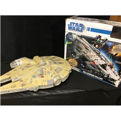 Star Wars The Legacy Collection Millennium Falcon
