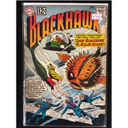 Blackhawk #170 - Lady Blackhawk vs Killer Shark (DC Comics)