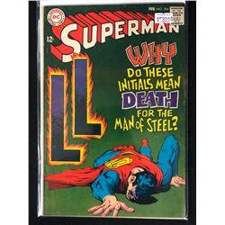 SUPERMAN NO.204 DC COMICS