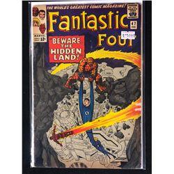 FANTASTIC FOUR NO. 47 ( MARVEL COMICS)