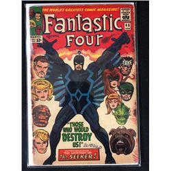 FANTASTIC FOUR NO. 46 MARVEL COMICS