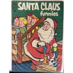 SANTA CLAUS FUNNIES NO. 361 (DELL COMICS)
