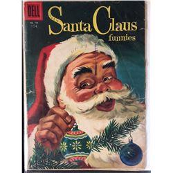 SANTA CLAUS FUNNIES NO. 756 (DELL COMICS)