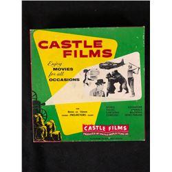 Castle Films 8mm Complete Edition Film Reel mint in box