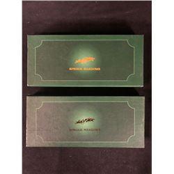BRAND NEW SPRUCE MEADOWS SILK TIES IN BOX