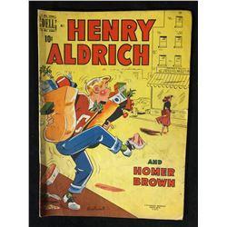 Henry Aldrich (Dell) NO.2 1950