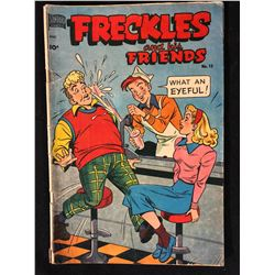 STANDARD COMICS FRECKLES AND FRIENDS