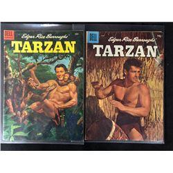 TARZAN COMIC BOOKS LOT