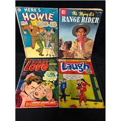 GOLDEN AGE COMIC BOOK LOT