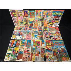 LARGE ARCHIE COMIC BOOK LOT