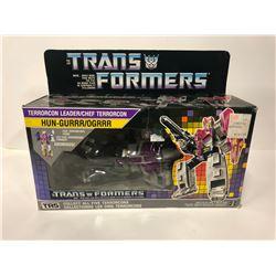 MINT IN BOX 1985 HUN-GURR  G1 TRANSFORMER