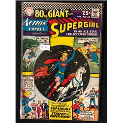 SUPERGIRL #334 (ACTION COMICS) *80 PAGE GIANT*