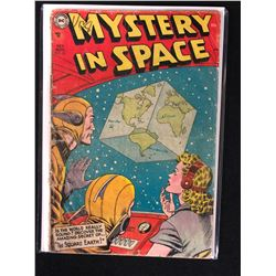MYSTERY IN SPACE #22 (DC COMICS)