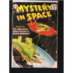 MYSTERY IN SPACE #44 (DC COMICS)