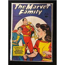 The Marvel Family #16 (Fawcett Publication)