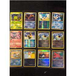 POKEMON HOLOGRAM TRADING CARDS LOT