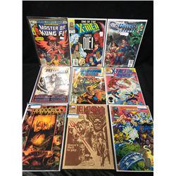 COMIC BOOK LOT (X-MEN/ DOOM PATROL...)