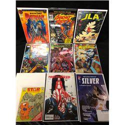 COMIC BOOK LOT (GHOST RIDER/ BATMAN...)
