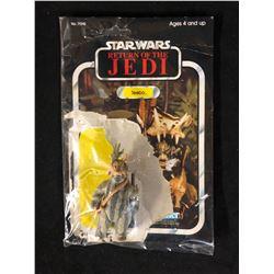 "STAR WARS RETURN OF THE JEDI ""TEEBO"" ACTION FIGURE"