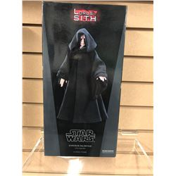 NEW IN BOX SIDESHOW COLLECTIBLES STAR WARS EMPEROR PALPATINE