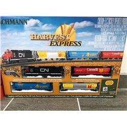 BRAND NEW HARVEST EXPRESS ELECTRIC TRAIN SET