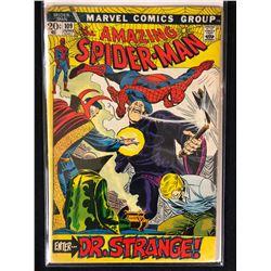 THE AMAZING SPIDER-MAN #109 (MARVEL COMICS)