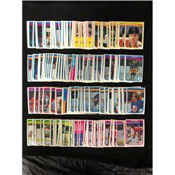 1970'S O-PEE-CHEE HOCKEY CARD LOT (220  CARDS)