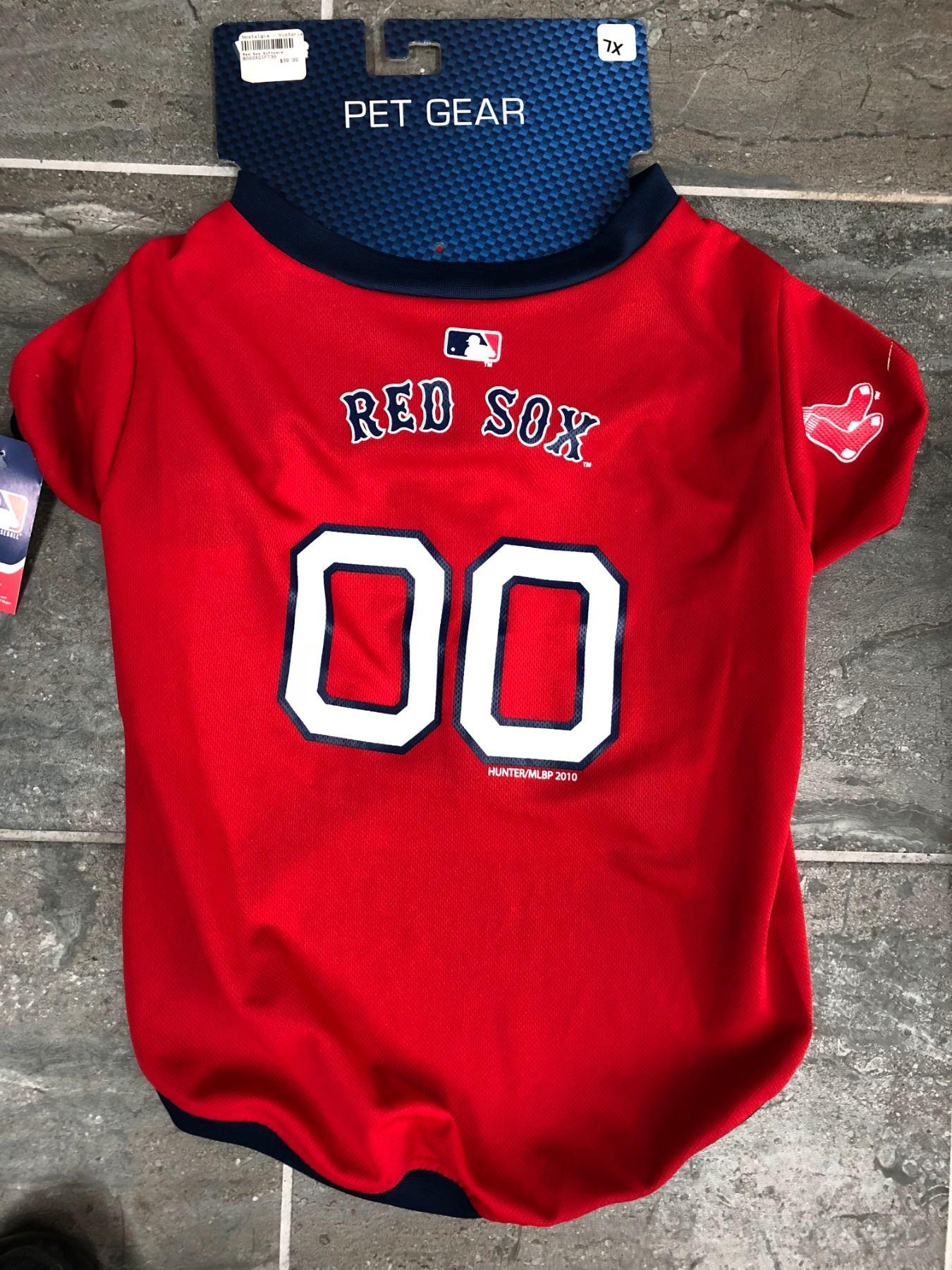 online retailer 2fcc1 c8c7d MLB BOSTON RED SOX PET GEAR