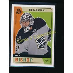 2017-18 O-Pee-Chee Retro #34 Ben Bishop