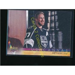 2017-18 Upper Deck Canvas #C40 Jeff Carter