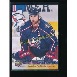 17-18 Upper Deck Canvas #C26 Brandon Dubinsky