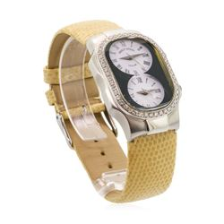 Philip Stein Lady's Teslar Wristwatch - Stainless Steel