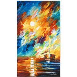 Rainbow Sky by Afremov, Leonid