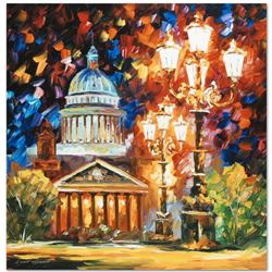 Twinkling of the Night by Afremov, Leonid
