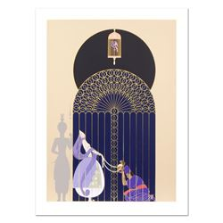 Bird in a Gilded Cage by Erte (1892-1990)